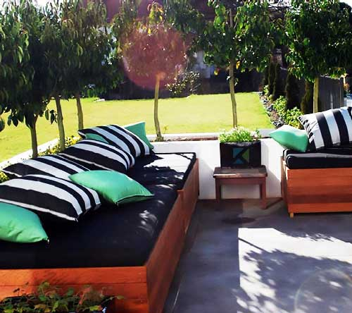 Canvas Supplier Perth: Outdoor Squabs