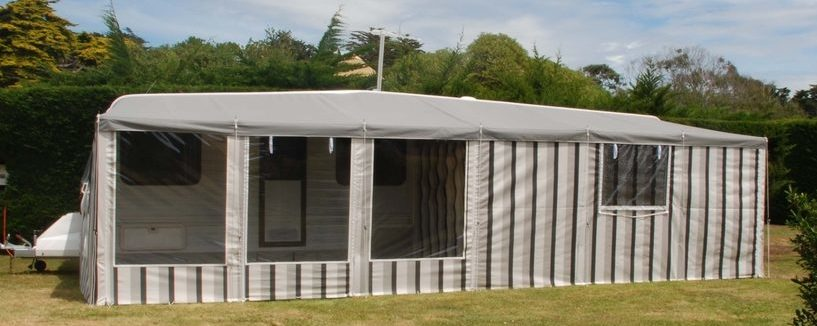 Caravan Annexes Canvas And Pvc Supplier In Perth